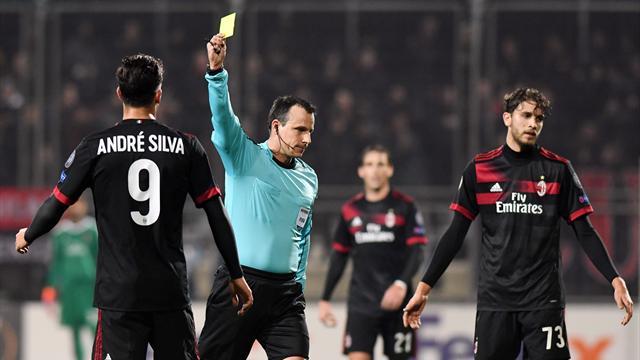 Le pagelle di Rijeka-Milan 2-0: male André Silva e Biglia, si salvano Locatelli ed Antonelli