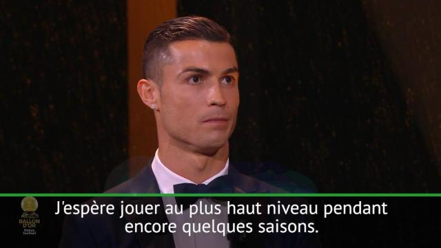 Ronaldo : ''Que le combat continue avec Messi !''
