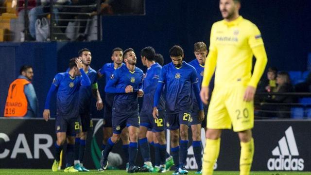 0-1. El Villarreal cierra con derrota un partido intrascendente