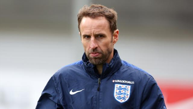 Gareth Southgate excited by potential of England youngsters