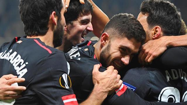 Athletic, Estrella Roja, Marsella y AEK estarán en dieciseisavos