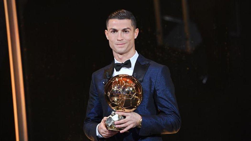 c1dedad1c Cristiano Ronaldo planta cara a Messi con su quinto Balón de Oro - Fútbol -  Eurosport Espana