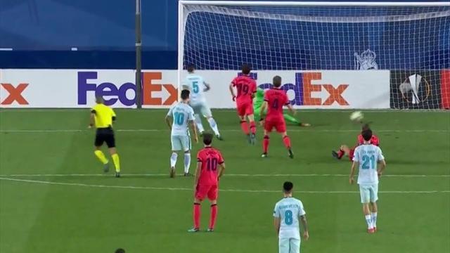 Потрясная атака «Зенита», в которой роскошно сыграли все, а забил Паредес