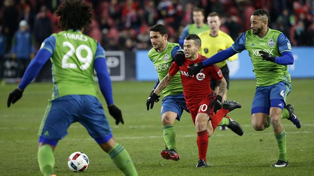 Toronto – Seattle EN DIRECT