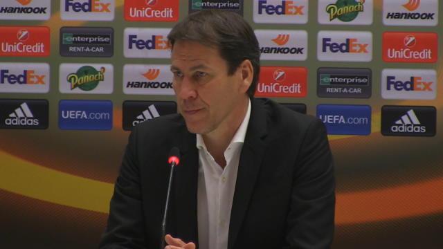 """Garcia : """"Ils ont mérité la 1re place, on a mérité de se qualifier"""""""