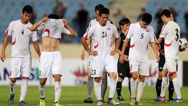 Kein Preisgeld für Nordkorea bei Ostasienmeisterschaft