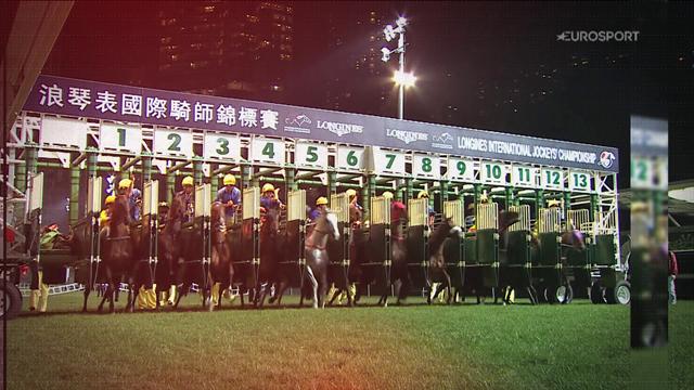 Don't miss the Hong Kong International Races