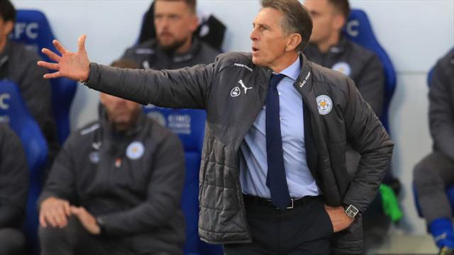 Leicester Boss Puel: Fantastic Ndidi Has Great Potential