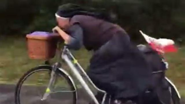 Sor Bicicleta, el vídeo viral con más de medio millón de visitas en Youtube