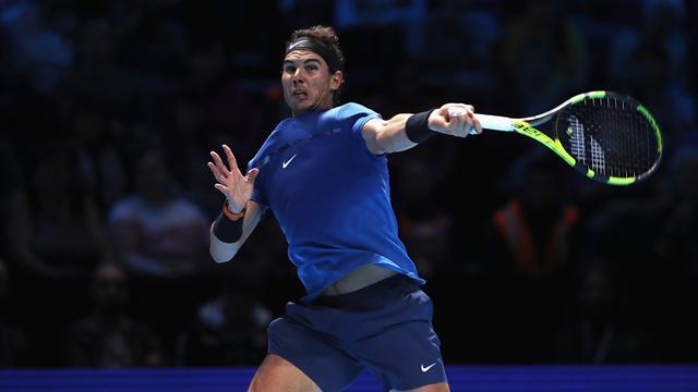 Надаль снялся с турнира в Абу-Даби из-за травмы колена