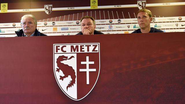 Metz, un rythme auquel les records (de médiocrité) pourraient tomber