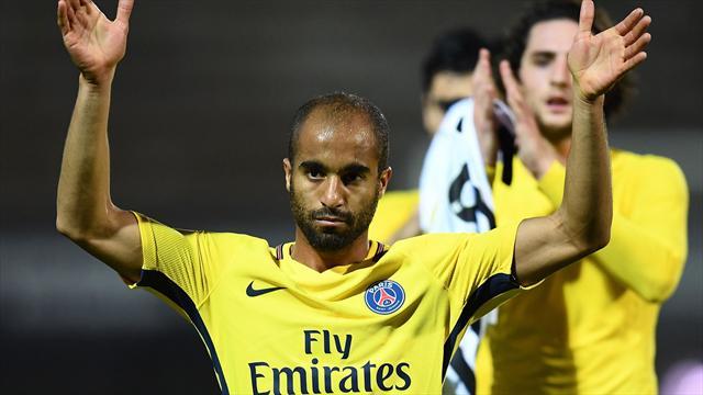 Nantes a l'accord du PSG pour Lucas, le seul problème est que le joueur refuse