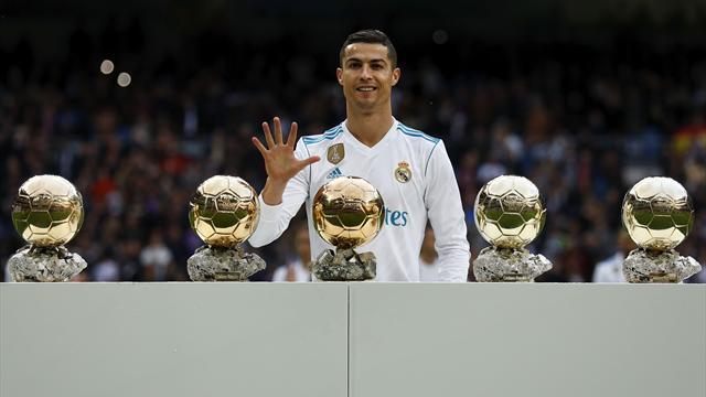 Роналду: «Я оставил свой след в футболе и написал целую главу в истории игры»