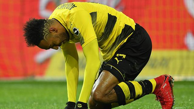 Maladroit face au but vide, Aubameyang a signé le raté du week-end
