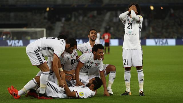 Al Jazira hérite du Real Madrid — Mondial des clubs