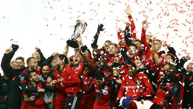 MLS'te şampiyon Toronto FC