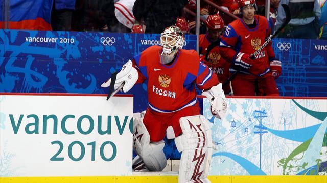 Брызгалов – о финале Олимпиады: «Это безобразие. Турнир похож на Евротур»