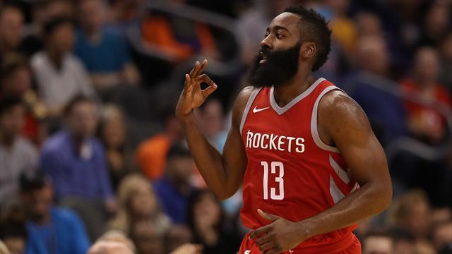 Rockets bu kez Minnesota'da havalandı
