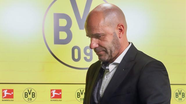 El Borussia Dortmund despide a su entrenador, Peter Bosz