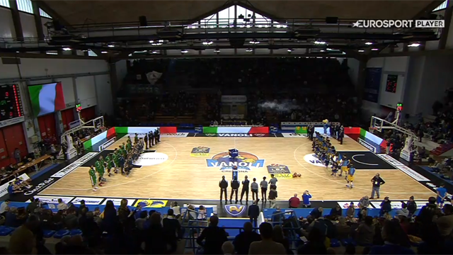 Highlights: Vanoli Cremona-Sidigas Avellino 86-73