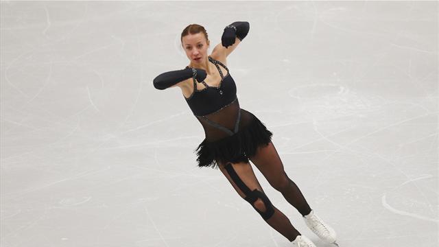Eiskunstlauf: Schott hat Olympiaticket fast schon sicher