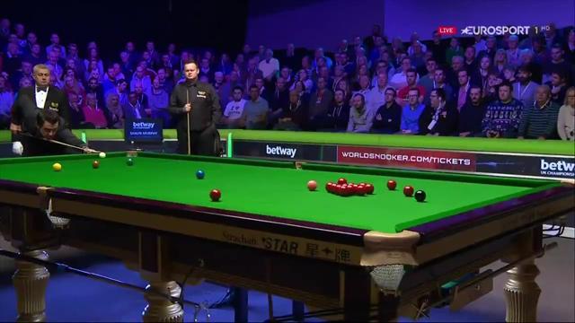 O'Sullivan pulls off great long pot against Murphy