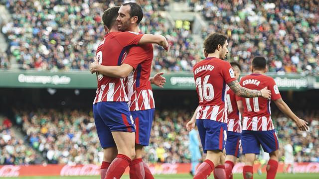 Godin (déjà) de retour avec l'Atlético, Wanda vend sa participation au capital