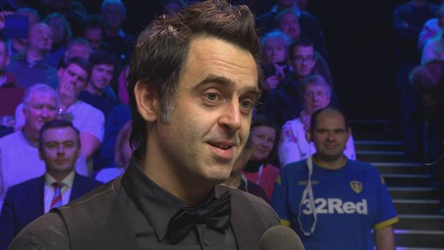 'I just love playing!' - O'Sullivan full of smiles after Murphy victory