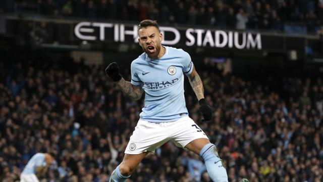 "Trionfo Manchester City nel ""Derby delle difese ballerine"""