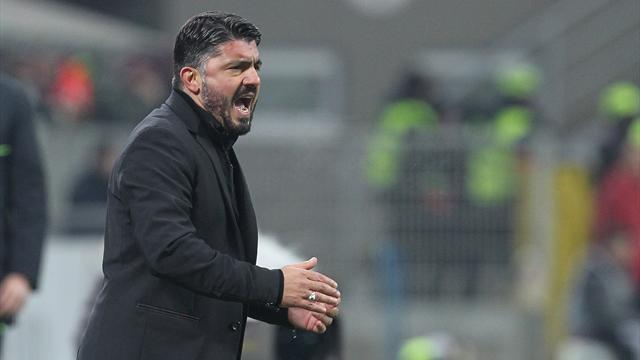 Milan, Gattuso vuole il bis: