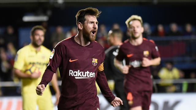 La previa en 60 segundos del Barcelona-Villarreal