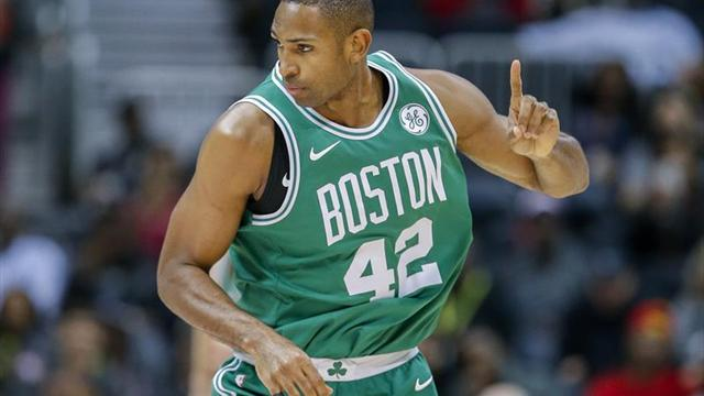 Al Horford comanda otra victoria de los Celtics