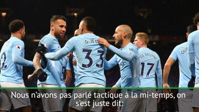 """Guardiola : """"En Premier League, on peut aussi jouer de cette façon"""""""