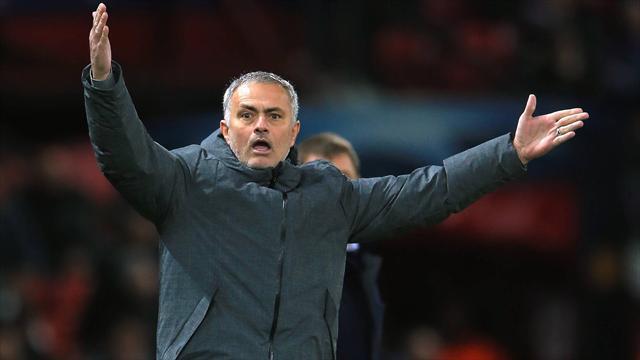 Mourinho se plaint des penalties oubliés
