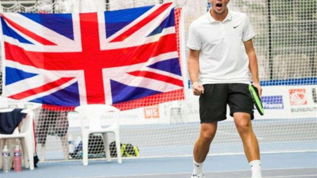 Inglaterra gana su primer torneo Master'U BNP Paribas