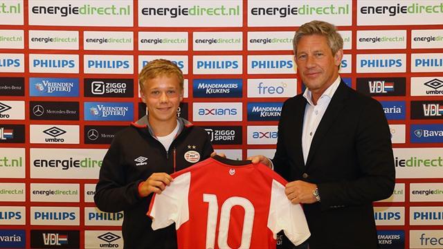 Mathias (16) klar for europeisk storklubb