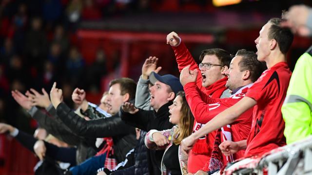 Brann straffes etter Rosenborg-kamp
