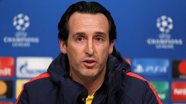 """Emery, optimista antes de visitar el Bernabéu: """"Estamos mejor preparados que ante el Barcelona"""""""