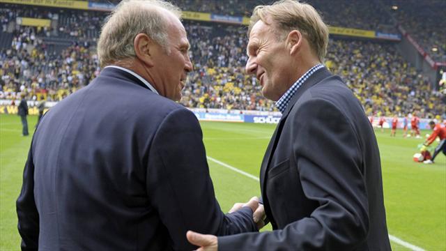 Der LIGAstheniker: Anschauung für die Bayern: BVB ist der bessere Krisenmeister