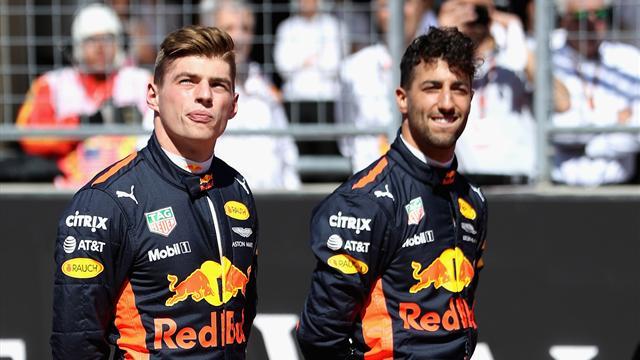 Ricciardo should focus on beating Verstappen - Webber