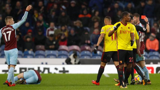 Watford's Zeegelaar gets three-match ban as appeal is rejected