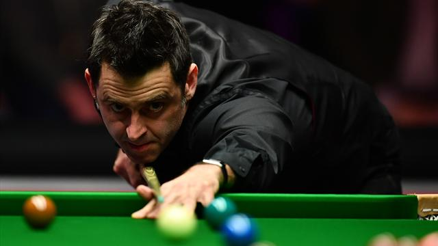 O'Sullivan eases past Milkins in World Grand Prix first round