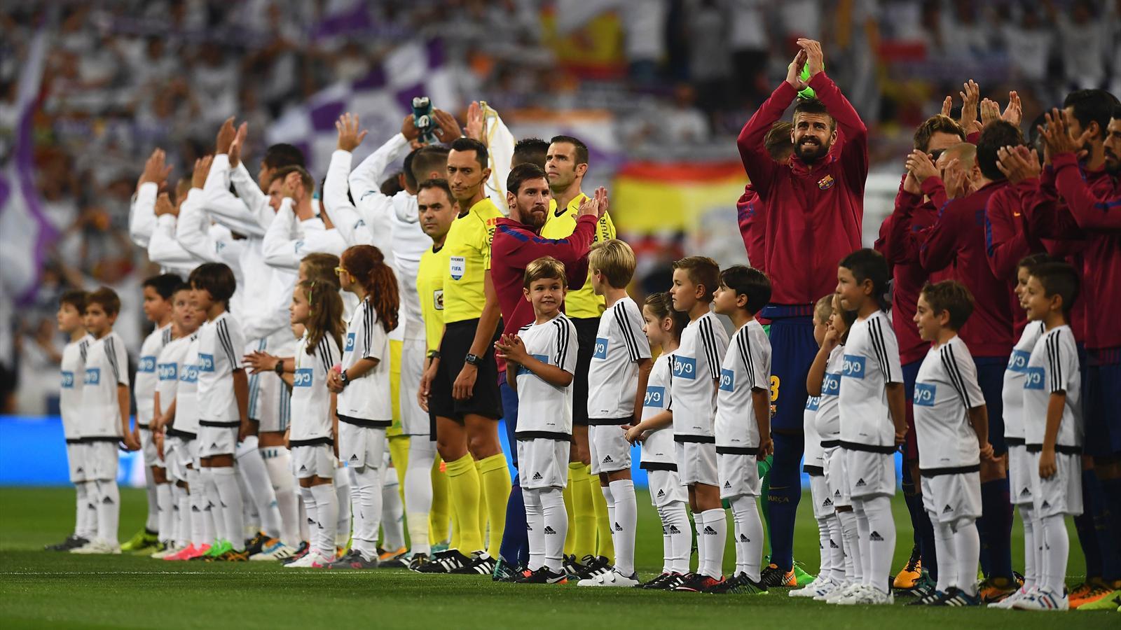 Канал футбол 1 в прямом эфире Wallpaper: Первый канал покажет Класико «Реал»
