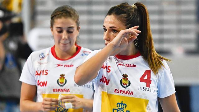 Mundial Femenino, España-Noruega: Adiós al sueño español (23-31)