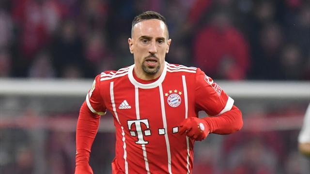 Bayern gagne à Leverkusen avec un Ribéry buteur — BL