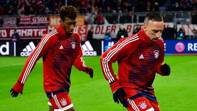 """Ribéry : """"Je n'ai pas peur de perdre ma place"""""""