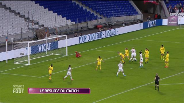Hegerberg a offert la victoire et un break à Lyon face au PSG