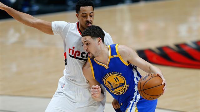 Curry blessé et absent plusieurs matchs avec Golden State