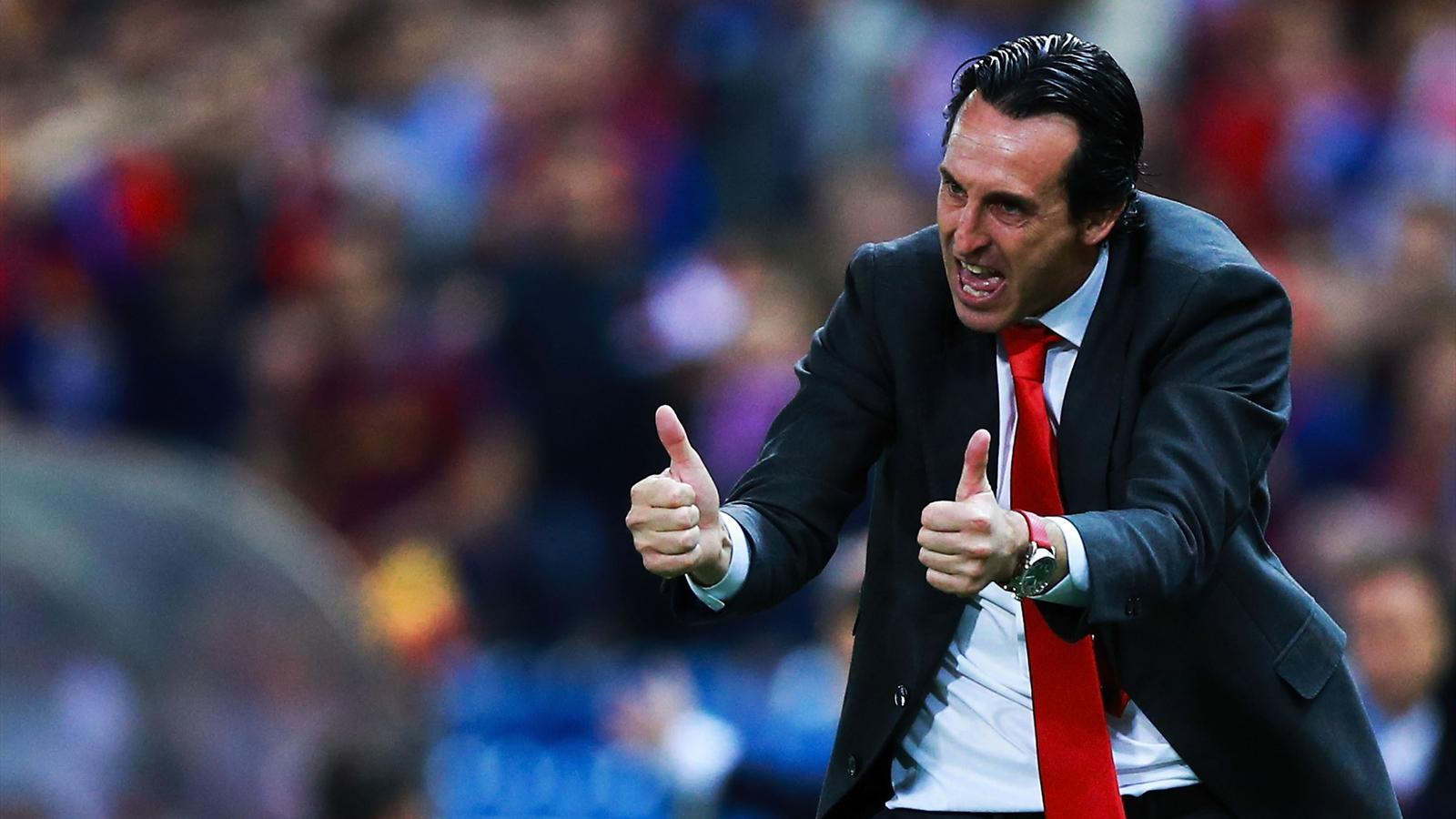 """""""Karpin's life was unsustainable, and Dziuba rejected the players against me."""" Emery spoke about Spartak - Eurosport.ru"""