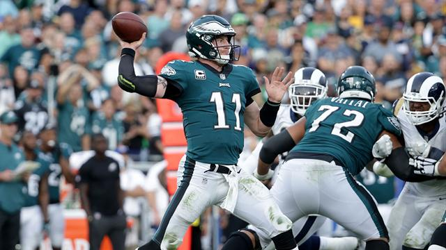 Road To Super Bowl LII: la presentazione dei Philadelphia Eagles